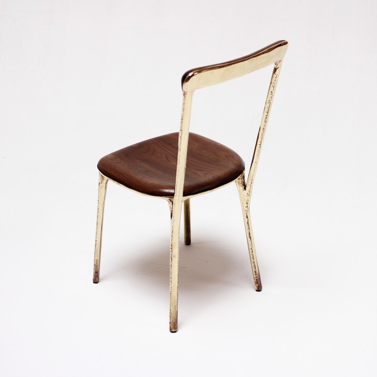 Valentin Loellmann  - Brass - Chair